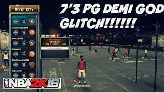 NBA 2K16 | Demi GOD GLITCH | Full tutorial !!!!!!! - Prettyboyfredo