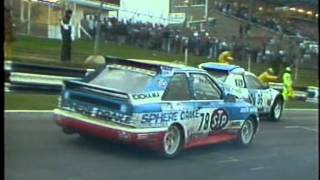 1987 - British Rallycross GP, Brands Hatch