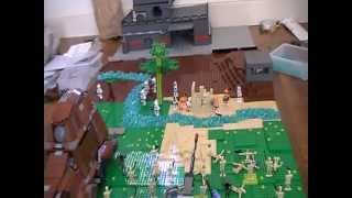 getlinkyoutube.com-Lego Star Wars- Clone Base on Fondor