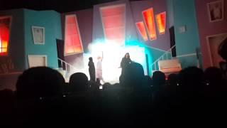 getlinkyoutube.com-لحضة دخول الأشباح في مسراحية عايلة فن رن