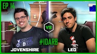 getlinkyoutube.com-EP 14 | #IDARB | Jovenshire vs LeoZombie | Legends of Gaming