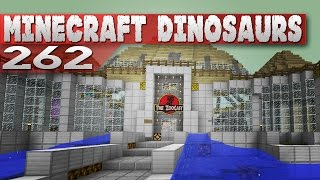 getlinkyoutube.com-Minecraft Dinosaurs! || 262 || ZooCast Adventure