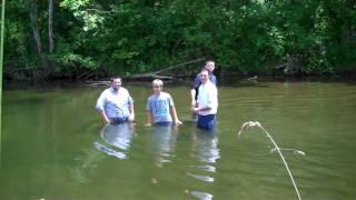 getlinkyoutube.com-Fredericktown Free Will Baptist Amazing Baptizing Video