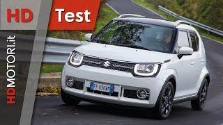 getlinkyoutube.com-Suzuki Ignis: ibrida, 4X4 e utilitaria   HDtest