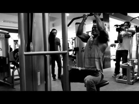 Ade Rai on Lat Pull Down (Teaser)