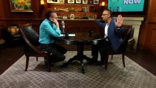 getlinkyoutube.com-The Real Story Behind 'Somebody Gonna Get Hurt Real Bad'   Russell Peters   Larry King Now Ora TV
