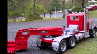 getlinkyoutube.com-Mini Semi Trucks Video
