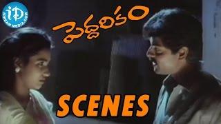getlinkyoutube.com-Peddarikam Movie Scenes - Jagapathi Babu sudhakar sneaking into Sukanya home