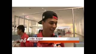 """getlinkyoutube.com-ชัปปุยส์ พูดภาษาไทย """"ข้าวเหนียวหมู"""""""