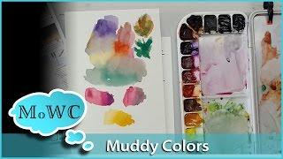 getlinkyoutube.com-How to Avoid Muddy Colors in Watercolor