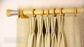 getlinkyoutube.com-Pinch Pleat Curtain Sewing - Introduction (FREE SAMPLE)