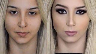 getlinkyoutube.com-Trasformação de Maquiagem - Makeup Transformation