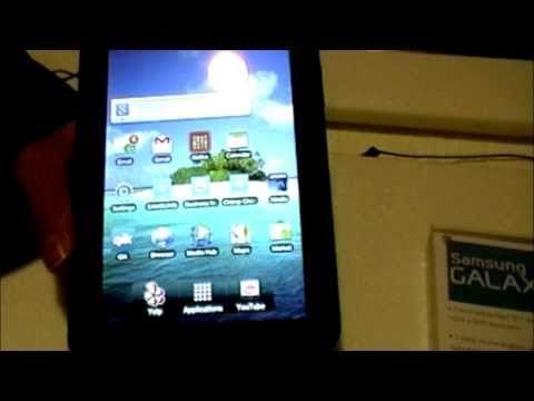 Samsung Galaxy Tab Demo -mjN7qF1-PWk
