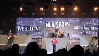 getlinkyoutube.com-Newsboys Live in Calvary Chapel at Fort Lauderdale For We Believe   God's Not Dead Tour 3 6 15