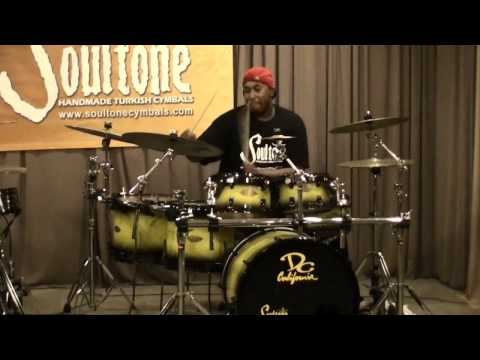 Soultone Cymbals: Ron Allen and Nick Smith