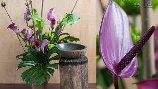 getlinkyoutube.com-Masculine Floral Inspiration tutorial How to make