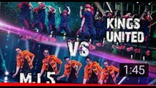 MJ 5 Vs KINGS UNITED