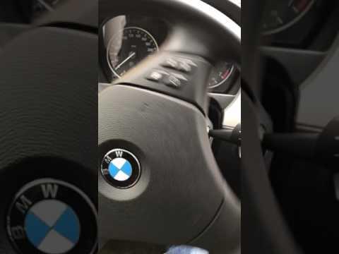 Скрип при повороте налево BMW e90