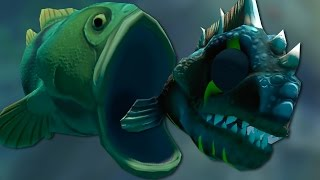 getlinkyoutube.com-GOLIATH NO CHEW CHALLENGE - Feed and Grow: Fish