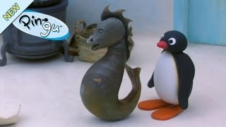 getlinkyoutube.com-Pingu make a discovery- Pingu Official Channel