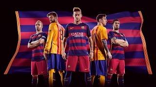 getlinkyoutube.com-FIFA 15 - ModdingWay Mod 3.0.0 - FC Barcelona vs Real Madrid [Match Amical]