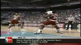 getlinkyoutube.com-1995 WCF Gm. 2 Rockets vs. Spurs