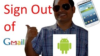 getlinkyoutube.com-How to sign out of gmail in android phone