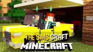 getlinkyoutube.com-The Sims Craft Ep.29 - Colecionador de Carros !! - Minecraft
