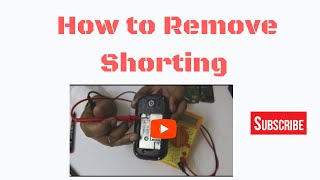 getlinkyoutube.com-How to Remove Shorting in Mobile Phones (Part -1) Day 26