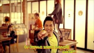 getlinkyoutube.com-{Rus Sub} Kim Hyun Joong - Cappuccino [MV]