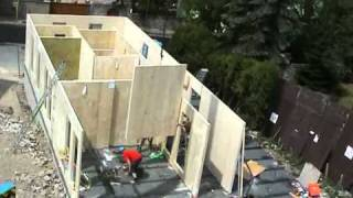 getlinkyoutube.com-Bau mir ein Haus aus Holz