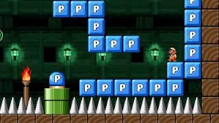 getlinkyoutube.com-Super Mario Bros. X (SMBX) - Mario Classic playthrough - [P12]