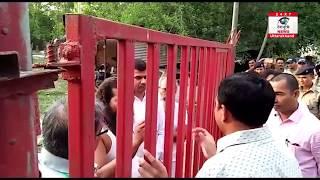 Haridwar: गंगा में खनन के विरोध में कठोर तप पर बैठे स्वामी शिवानंद और प्रशासन की वार्ता फिर विफल