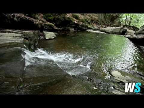 Trekking fluviale in Abruzzo: Fosso di Nerito, Parco Nazionale Gran Sasso e Monti della Laga