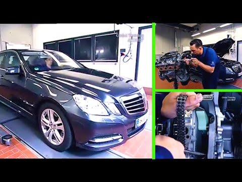 Mercedes-Benz | Steuerkette erneuern - Reparatur (Teil 1)