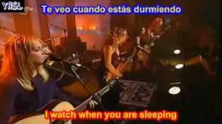 Eternal Flame -The Bangles ( SUBTITULADA EN ESPAÑOL & iNGLES )