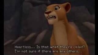 getlinkyoutube.com-Kingdom Hearts II - Pride Lands - 1st Visit - Part 1