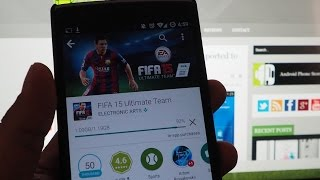 getlinkyoutube.com-[TUTORIAL] Download FIFA 15 Ultimate Team for Android
