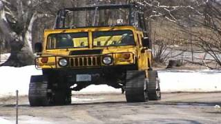 getlinkyoutube.com-Tires vs. Mattracks