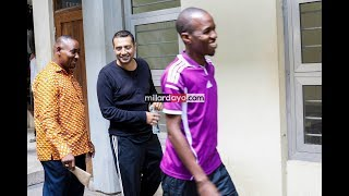 Yusuf Manji katoka Polisi, amekabidhiwa tena Mahakamani