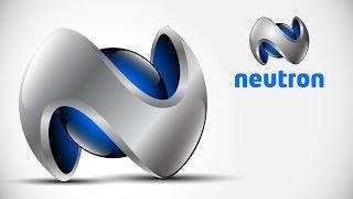 getlinkyoutube.com-Illustrator Tutorial - How to make 3D Logo Design in Illustrator CS5 (N1)