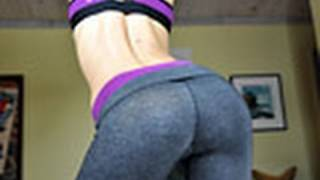 getlinkyoutube.com-Fitness - Hot Booty Firm Up Workout