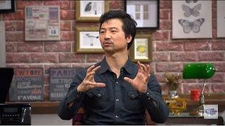 [새롭게하소서] 드로잉 쇼 창시자 김진규 감독 '내가 만난 예수를 그리다'