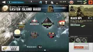 getlinkyoutube.com-Kill Shot All Black Ops Mission Region 10 Walkthrough Gameplay | Region 10 All Black Ops Mission