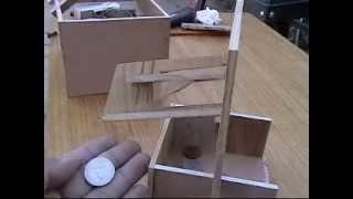 getlinkyoutube.com-DIY Coin mechanism for homemade vending machine