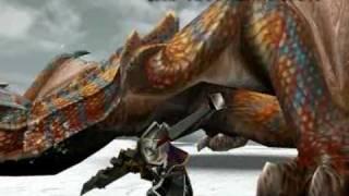 getlinkyoutube.com-Monster Hunter Frontier - Trailer