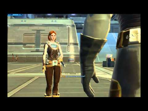 Star Wars: The Old Republic Smuggler - (Part 22) -