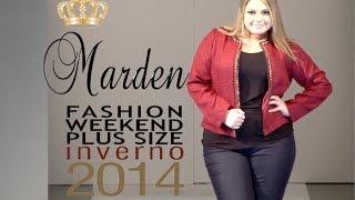getlinkyoutube.com-Marden - Desfile Fashion Weekend Plus Size INVERNO 2014 - 9ª Edição