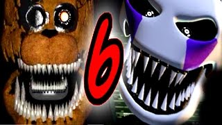 WORLD OF JUMPSCARES 6