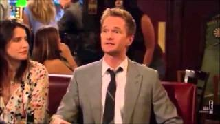 getlinkyoutube.com-Some Great Barney Stinson Moments